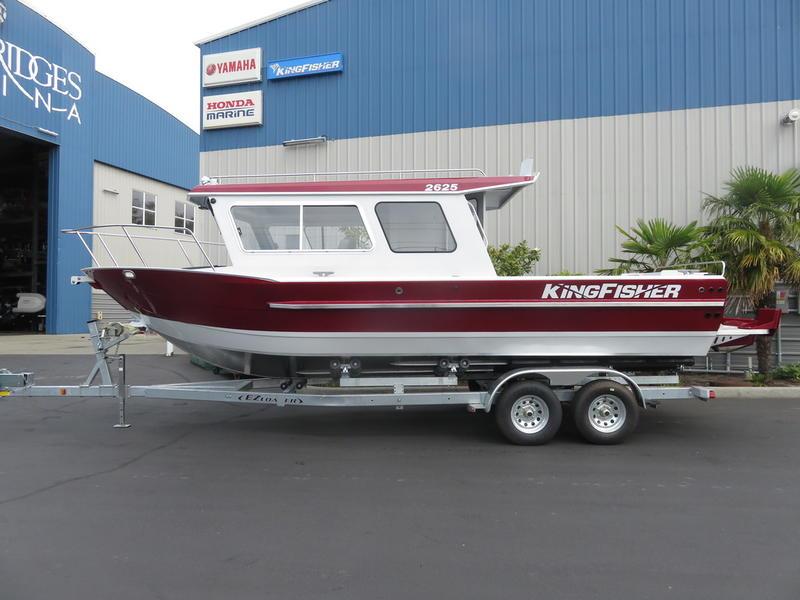 Kingfisher Boats 2625 Coastal Express