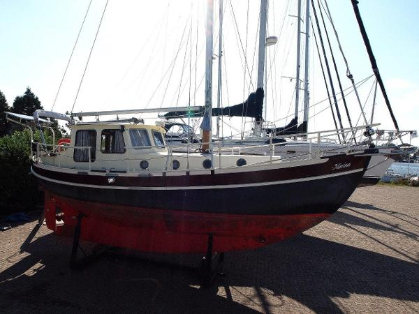 Motorsailer Danish Rose 31 MS