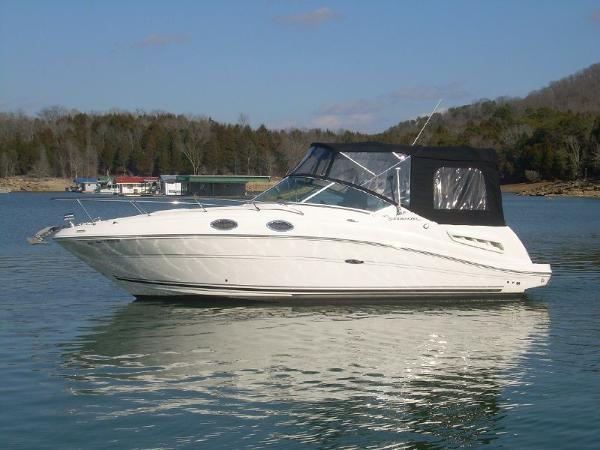 Sea Ray 260 Sundancer Sister Ship Photo