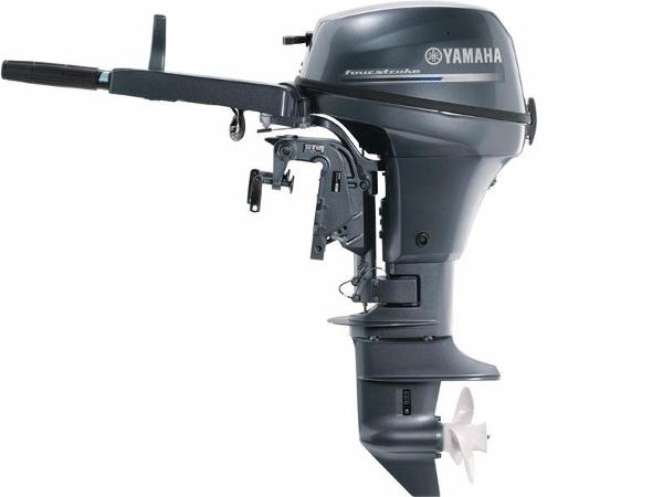 Yamaha Outboards F8