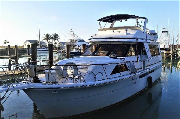Chris-Craft 501 1987 501 Chris Craft