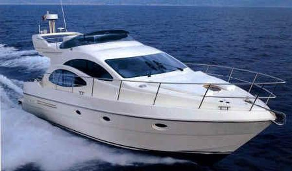Azimut 46 E AZIMUT 46 Evo - YEAR 2004 - Blu Yachts