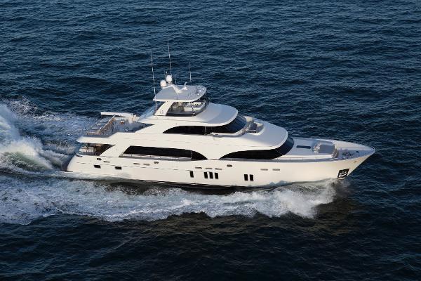 Ocean Alexander 112 Megayacht 112 Ocean Alexander