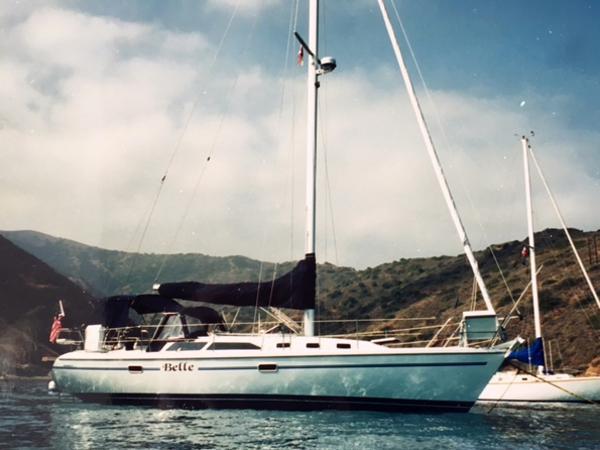"""Catalina 34 MK II """"BELLE"""""""