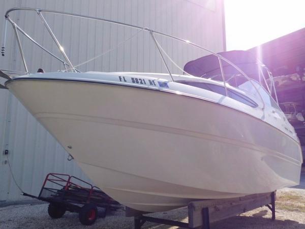 Bayliner Ciera 2455 Profile