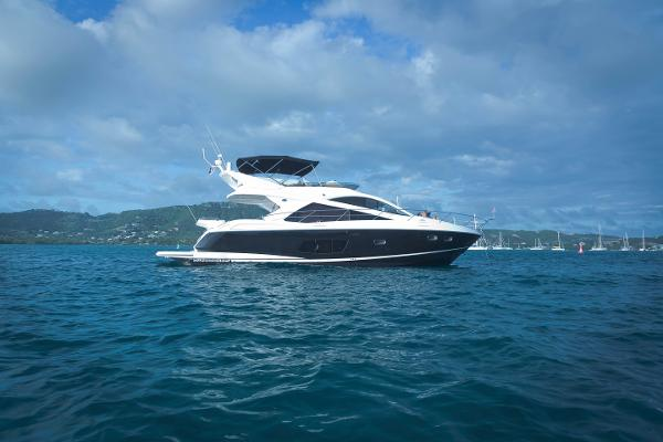 Sunseeker Manhattan 53 Eddie Jordan Sunseeker Manhattan 53