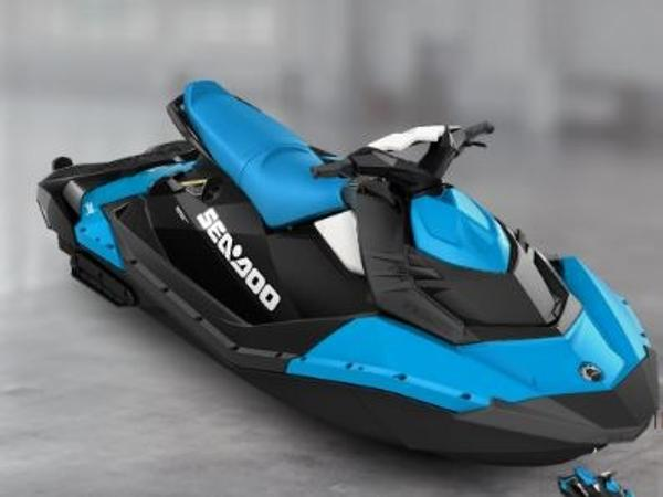 Sea-Doo Spark 3UP iBR