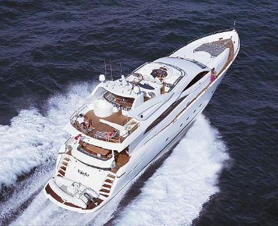 Sunseeker 94 Yacht Manufacturer Provided Image
