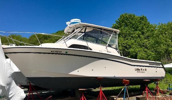 Grady-White 300 Marlin Profile