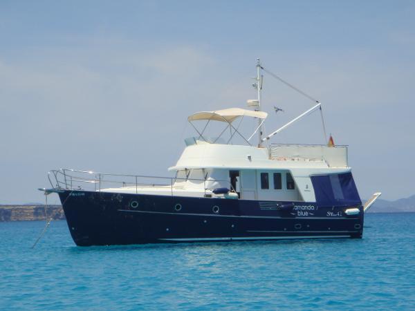Beneteau Swift Trawler 42 BENETEAU SWIFT TRAWLER 42