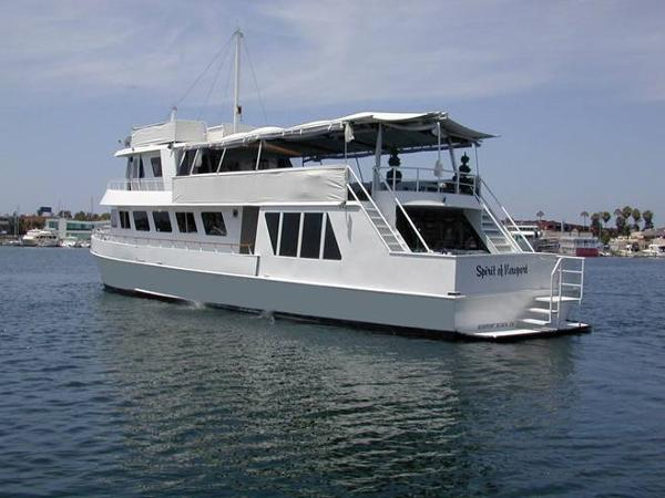 Exterior View Port and Aft