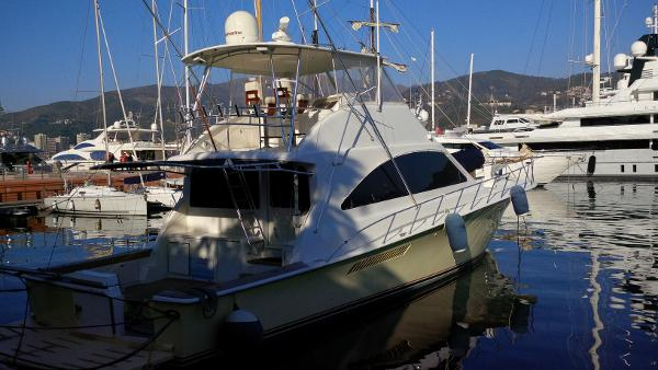 Ocean Yachts 62 sport