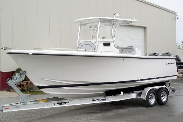 North Coast 24 Center Console