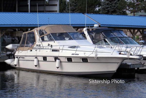 Cruisers Yachts 3370 Esprit Sistership Profile