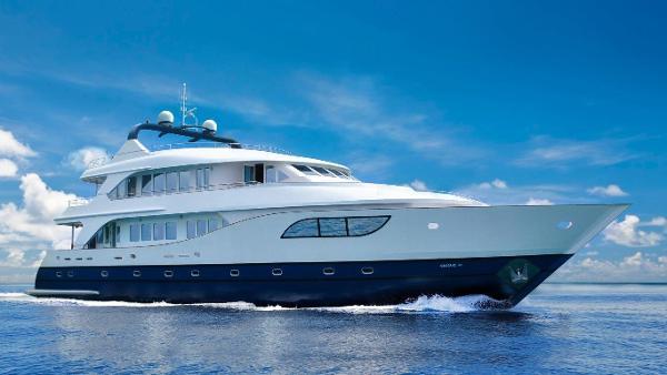 Alifushi Offshore Naval Motor Yacht