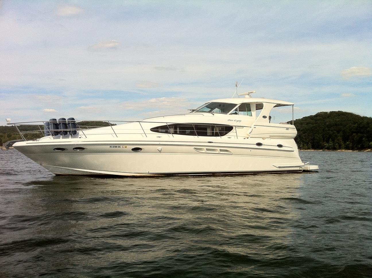Sea Ray 480 Motoryacht