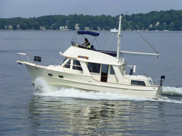 Pacific Seacraft 38T Fast Trawler