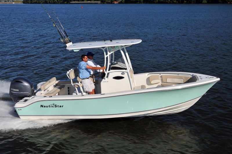 NauticStar 22 XS Offshore