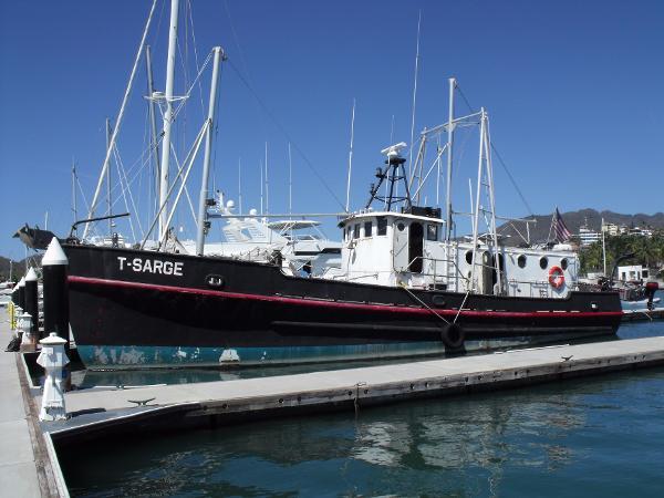 Nassco T-Boat  478