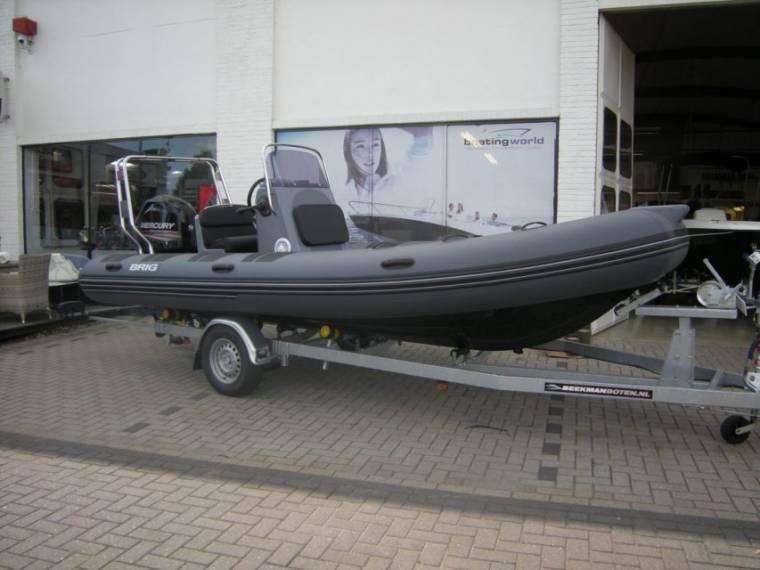 Brig Inflatable Boats Brig Falcon 570 de Luxe