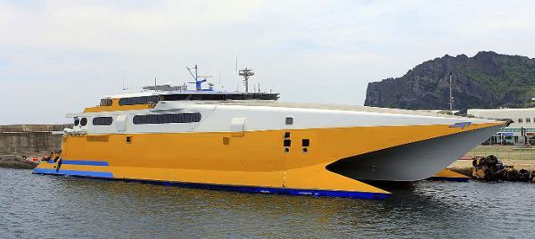 INCAT Fast ROPAX Catamaran