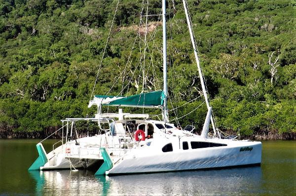 Catamaran Pescott Whitehaven