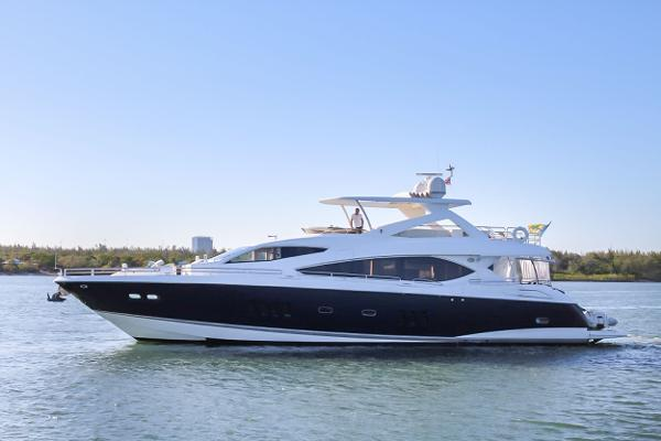 Sunseeker Yacht 86' Sunseeker