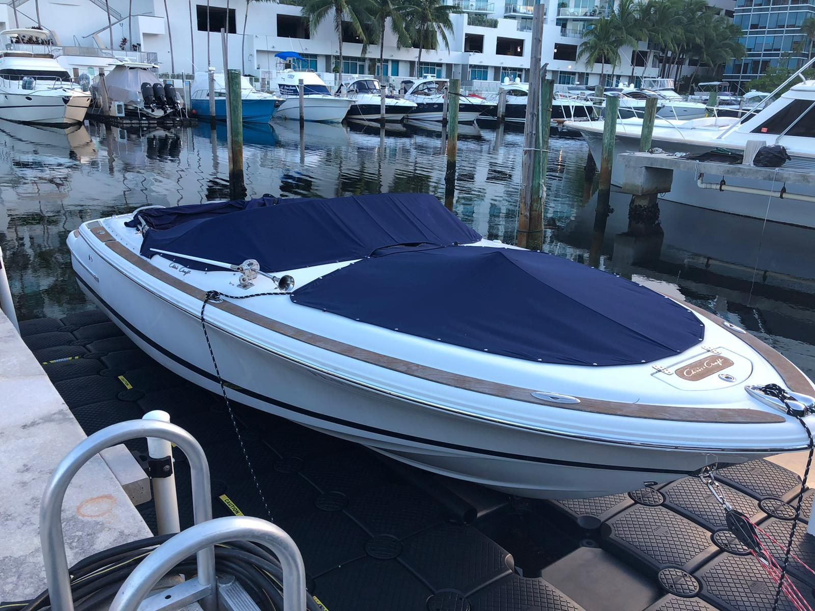 Chris-Craft Launch Heritage Edition