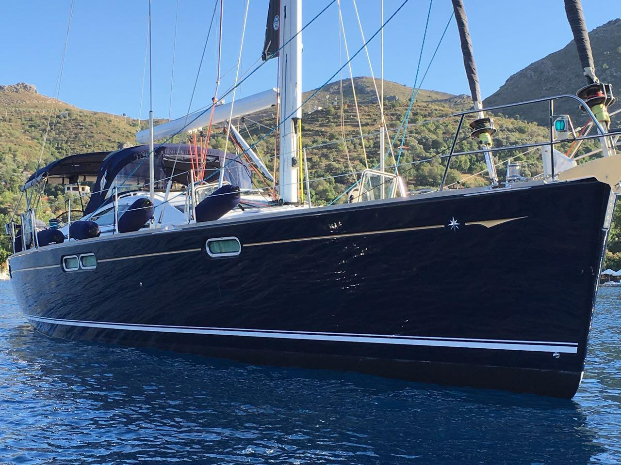 2009 Jeanneau Sun Odyssey 54 Ds Greece Boats Com