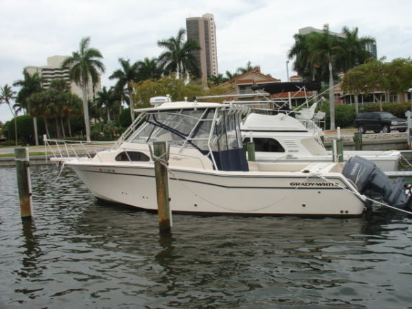Grady-White 30 Marlin Manufacturer Provided Image