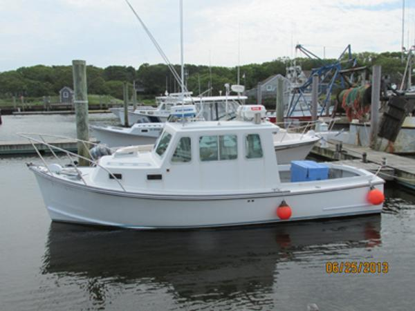 Duffy Fiberglass Tuna