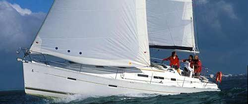 Beneteau Oceanis Clipper 373 Manufacturer Provided Image: Océanis Clipper 373