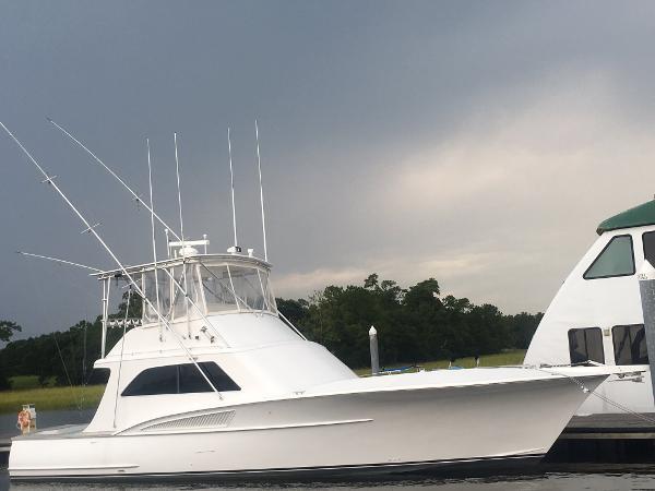Carolina Custom Carolina 50 Sportfish