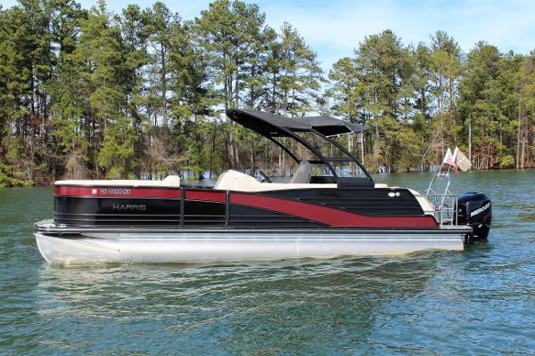 Harris 250 Grand Mariner Port profile
