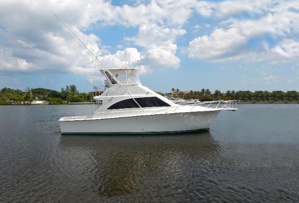 Ocean Yachts 40 Super Sport REEL SLINKY