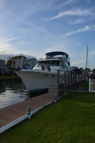 Bayliner 4550 Pilot House My