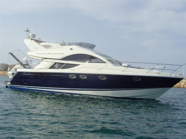 Fairline Phantom 43 Photo 1