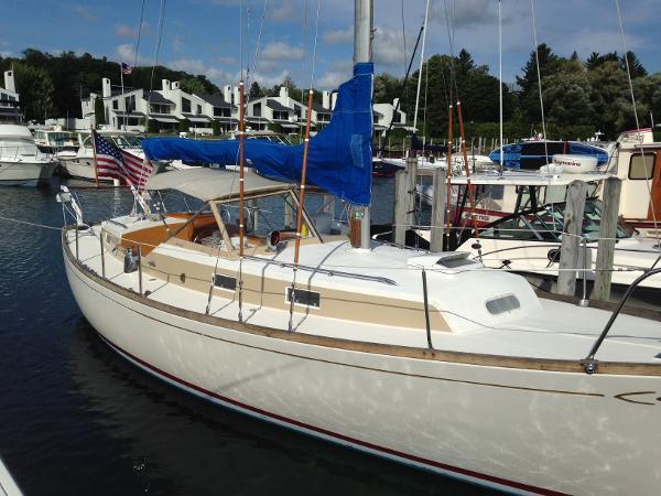 Chris-Craft Sparkman Stephens 35 Motor Sailor
