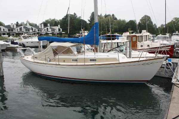 Chris-Craft Sparkman Stephens 35 Motor Sailor