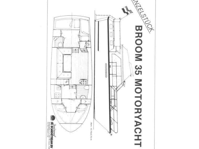 C.J. Broom Broom 35 Fly