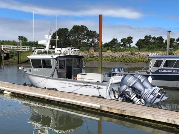 North River 26 Seahawk OS