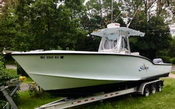 Ocean Master Center Console Bow Profile