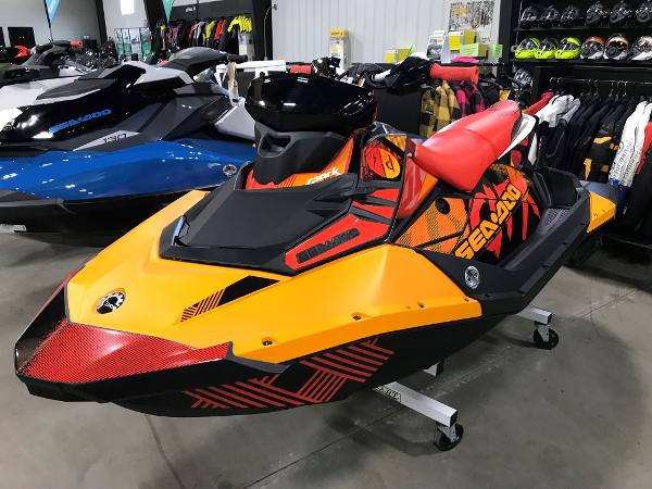 Sea-Doo SPARK TRIXX 3up