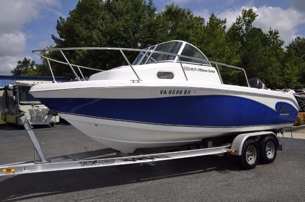 Sea Chaser 2100 WA