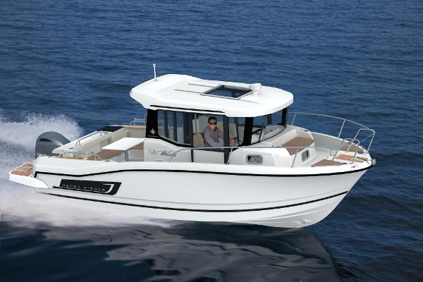 Jeanneau Merry Fisher 795 Marlin Manufacturer Provided Image