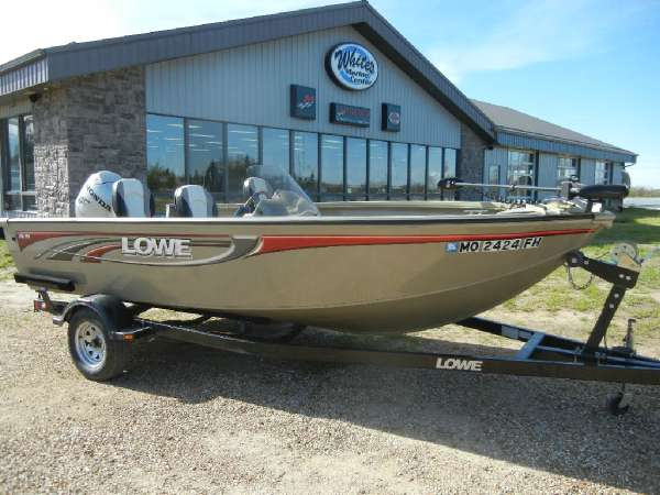 Used    Lowe    boats for sale in Missouri United States  boats