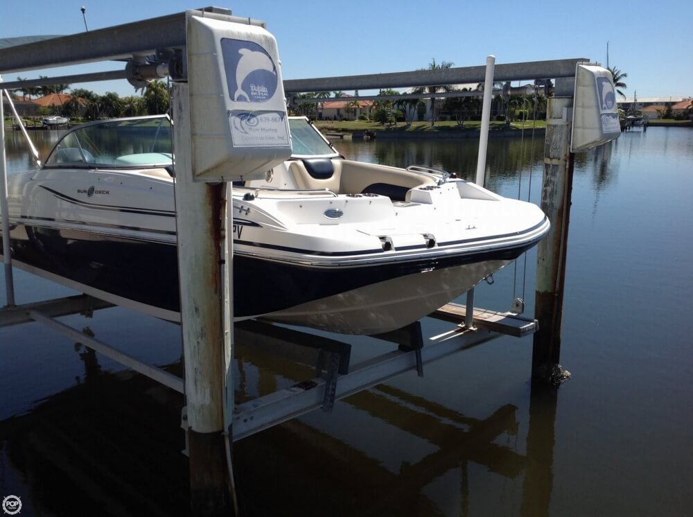 Hurricane Sun Deck 187 2015 Hurricane SD187 for sale in Punta Gorda, FL