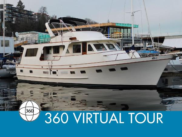 DeFever 60 Flush Deck Trawler Main