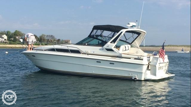 Sea Ray 340 Express Cruiser 1989 Sea Ray 34 for sale in Halifax, MA