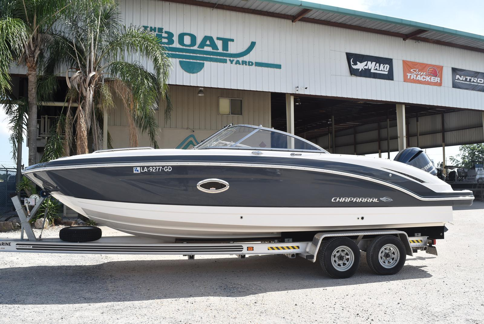 Chaparral 250 Coastal